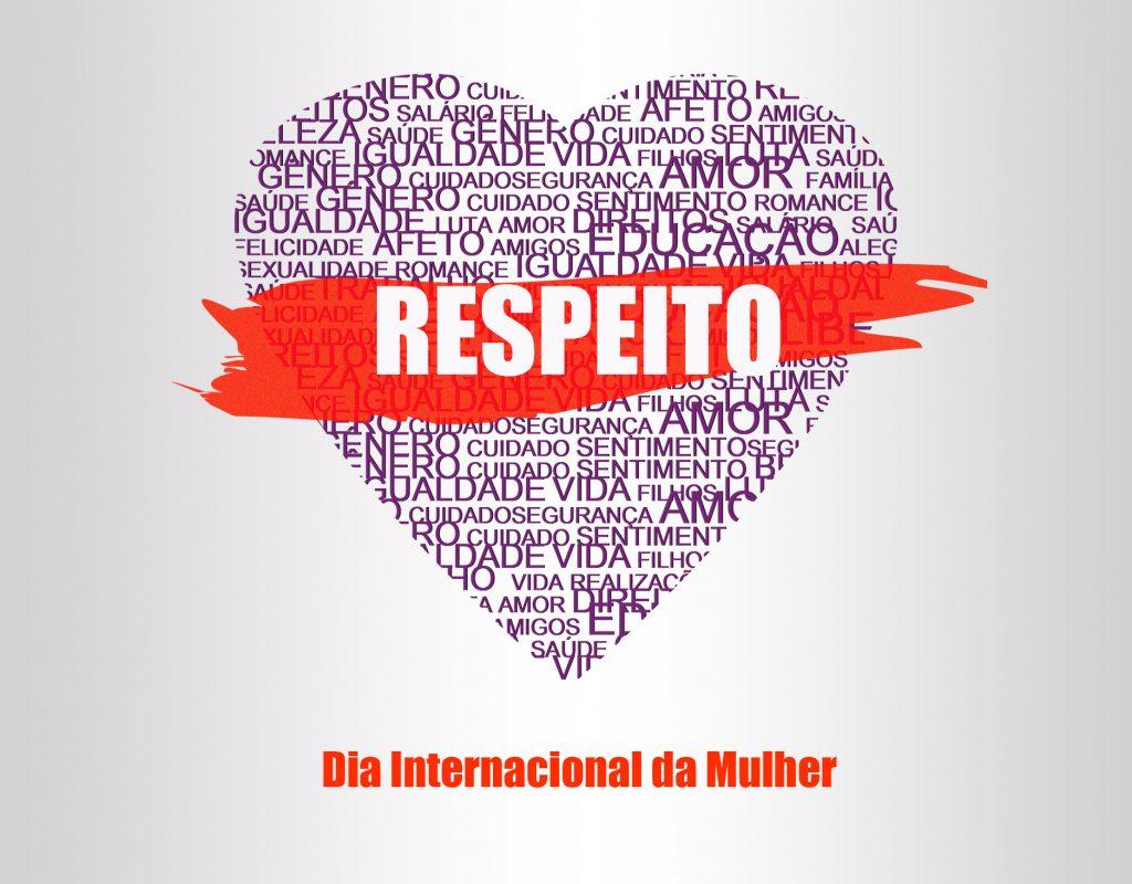 Feliz Dia Internacional da Mulher!