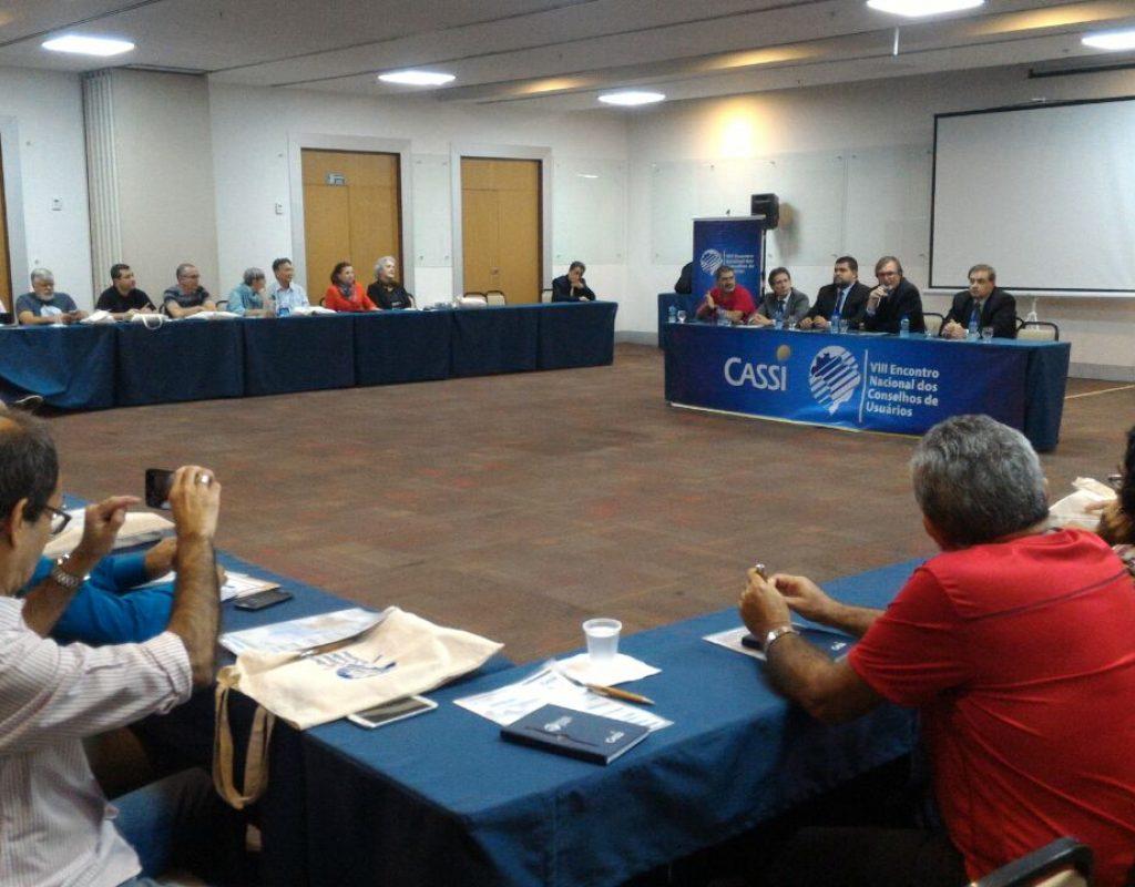 VIII Encontro Nacional dos Conselhos de Usuários da CASSI acontece em Brasília